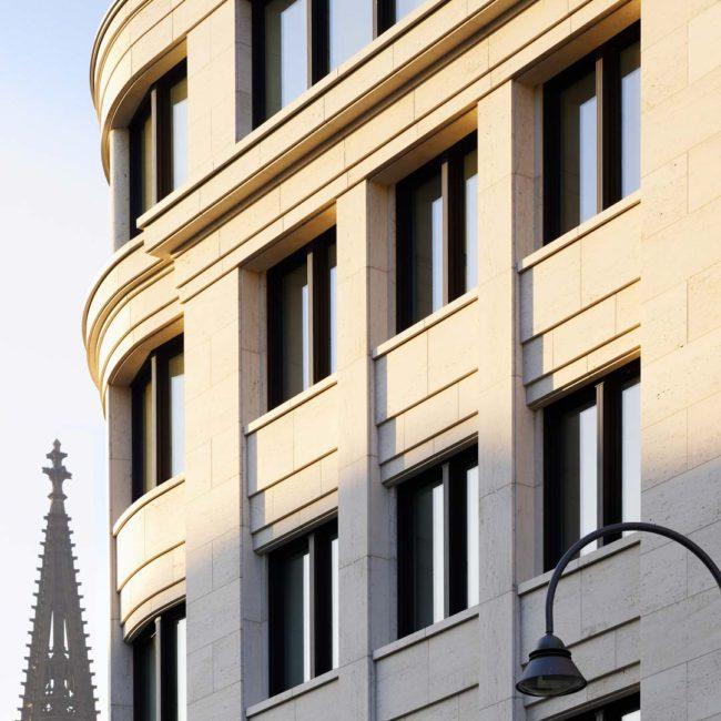 Dominium Köln, Architekturfotografie ©Martin Gaissert