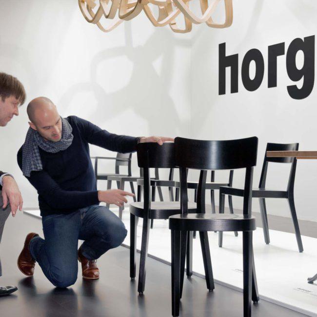 Horgenglarus Möbelmesse Köln, Messefotografie ©Martin Gaissert