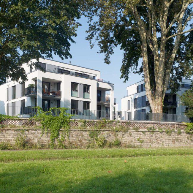 Rheingold Mehlem Bonn, Architekturfotografie ©Martin Gaissert