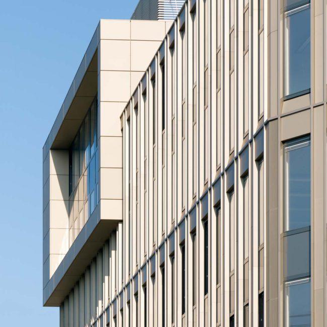 Stadtquartier Waidmarkt Köln, Architekturfotografie ©Martin Gaissert