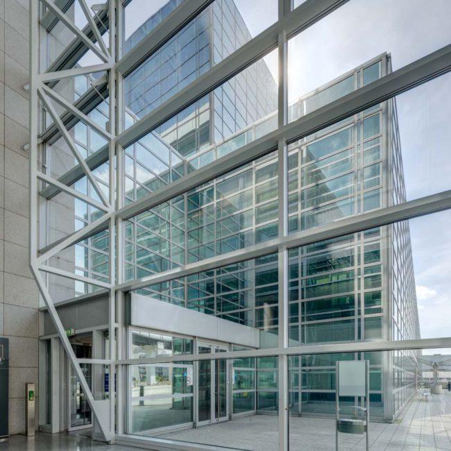 Frankfurt Airport Center, Architektururfotografie ©Martin Gaissert