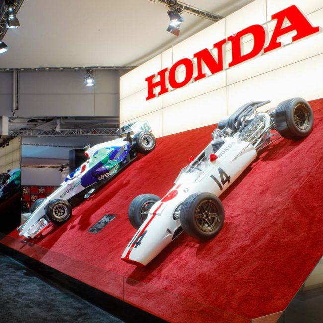 Honda Autosalon Genf, Messefotografie ©Martin Gaissert