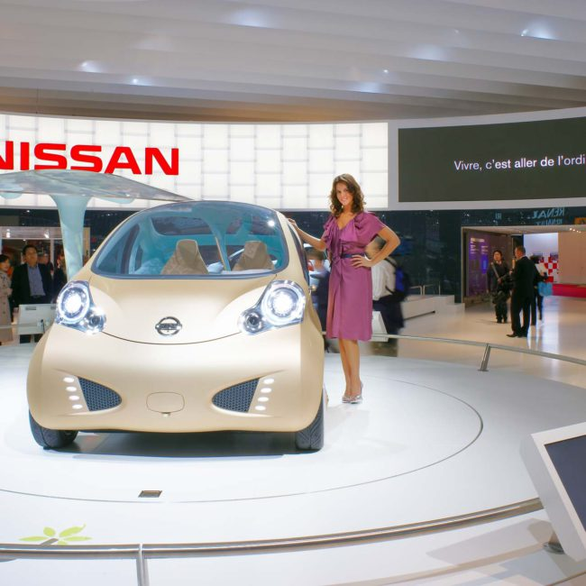 Nissan Autosalon Genf, Messefotografie ©Martin Gaissert