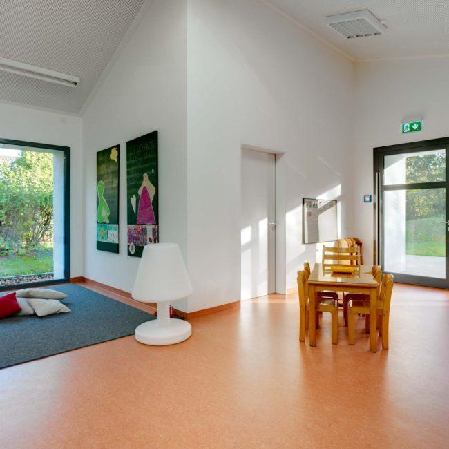 Villa Kunterbunt Pulheim, Interieurfotografie ©Martin Gaisser