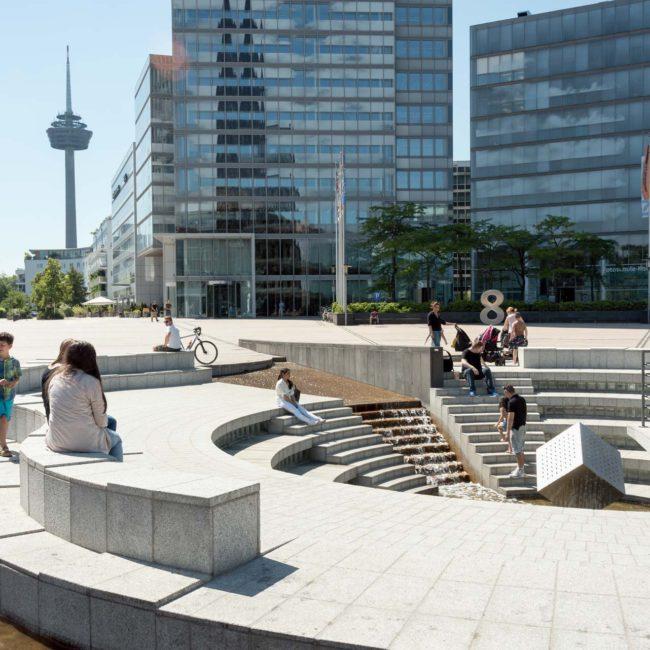 Mediapark Köln, Editorialfotografie ©Martin Gaissert