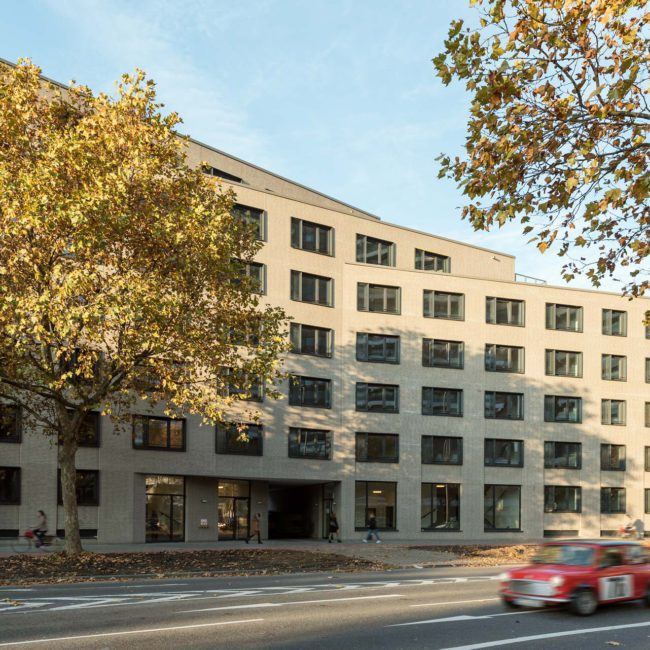 UNI.3 Köln, Architekturfotografie ©Martin Gaissert