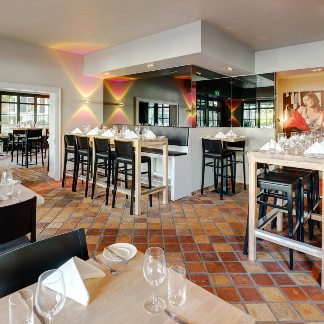 Restaurant Fischermanns Köln, Interieurfotografie ©Martin Gaissert