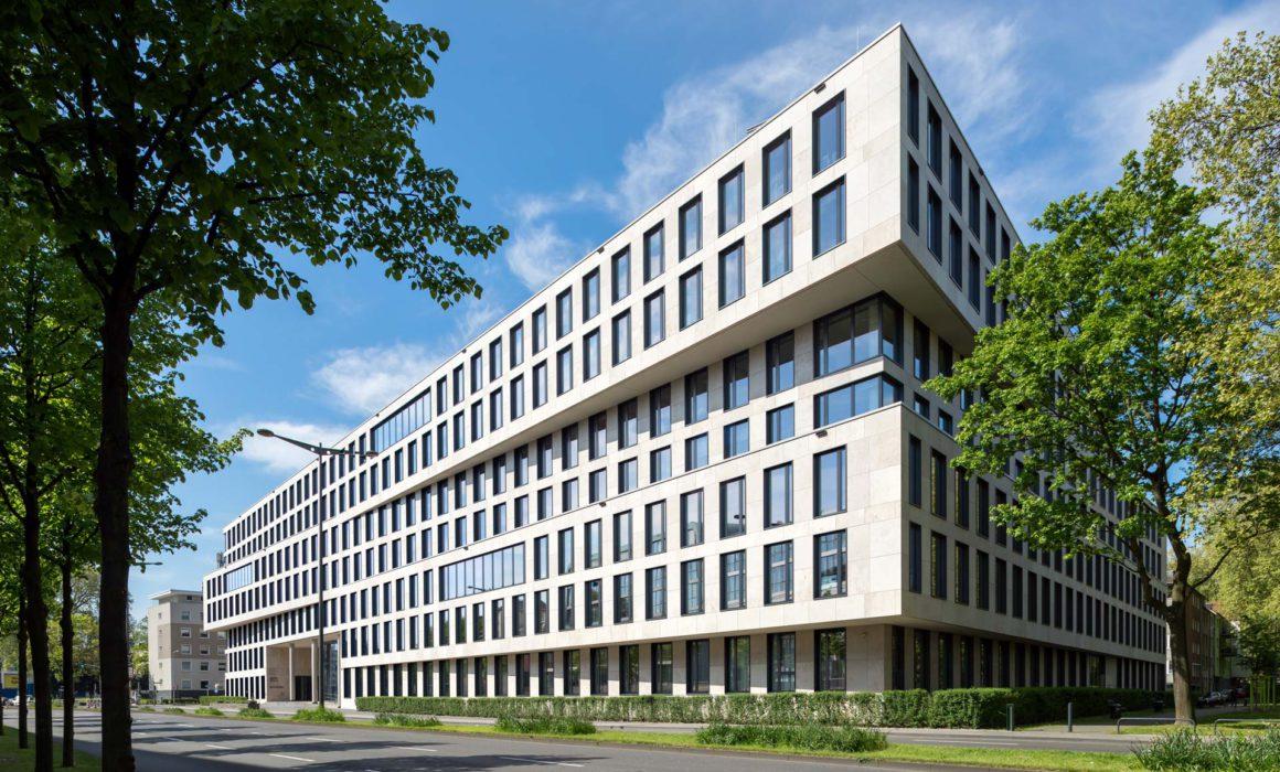 BAUWENS Unternehmenszentrale Köln, Architekturfotografie ©Martin Gaissert