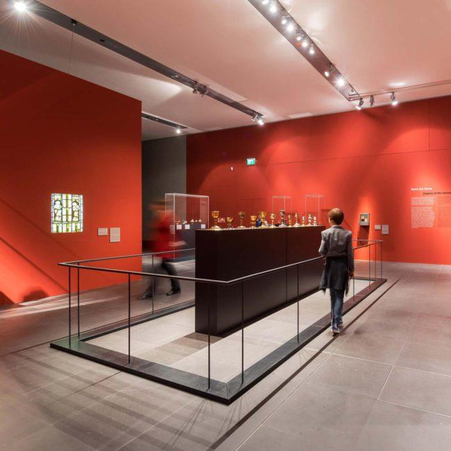 Expedition Mittelalter, Museum Schnütgen Köln, Messefotografie ©Martin Gaissert